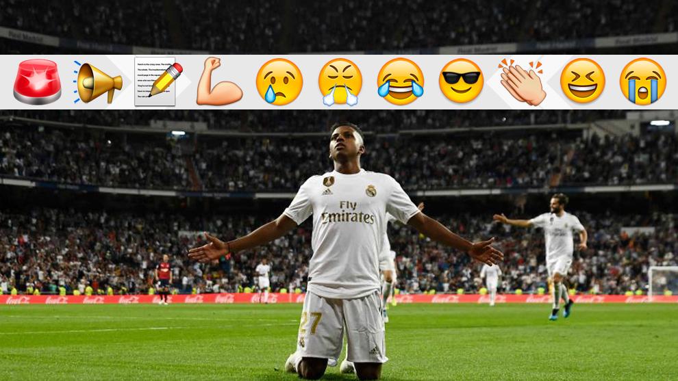 Real Madrid Vs Osasuna Rodrygo What A Debut Marca In English