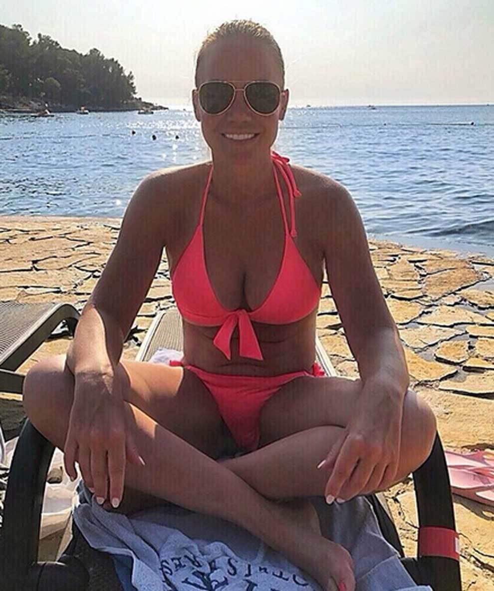 Jelena Dokic volt teniszező 2019-ben, miután 11 hónap alatt 57 kilogrammot veszített el