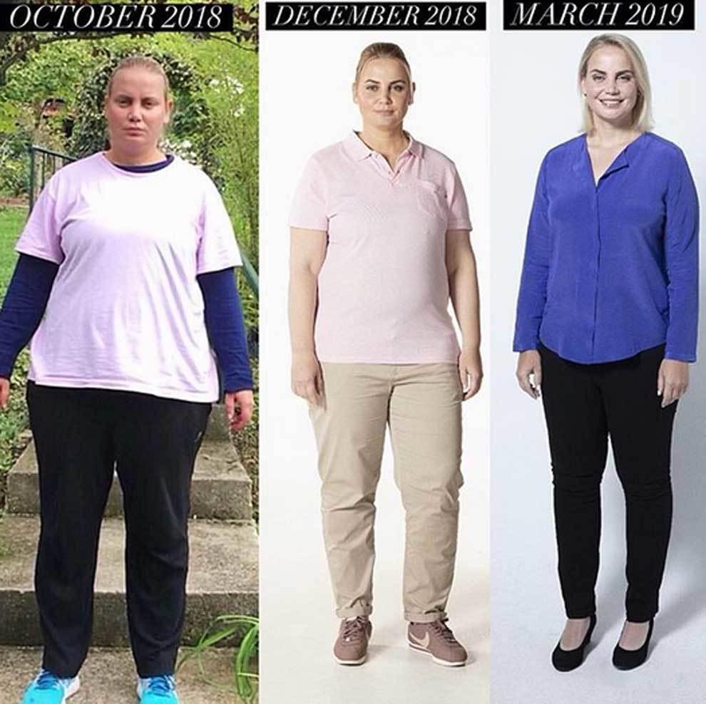 Jelena Dokic volt teniszező, aki súlya 120 kg, 11 hónap alatt 57 kg-ot veszített