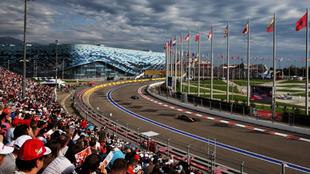 Gran Premio de Rusia : horario y dónde ver la carrera del GP Rusia de...