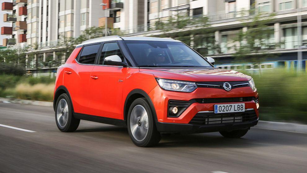 El SUV urbano coreano se renueva — Nuevo SsangYong Tivoli