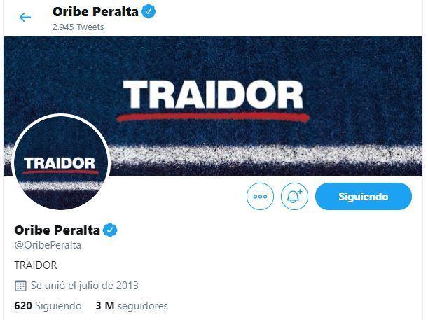 Oribe Peralta dice que está orgulloso de ser un