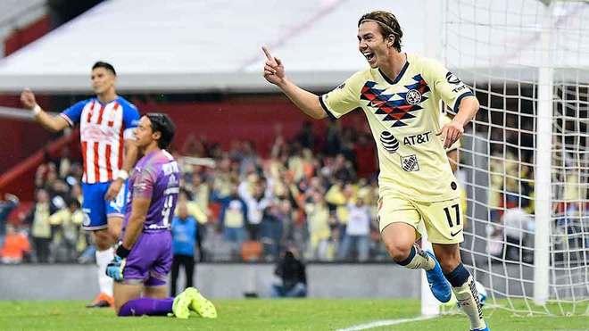 Liga MX: América vs Chivas: El América se lleva con categoría el ...
