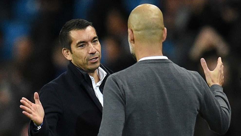 Manchester City ya le tiene sustituto a Pep Guardiola