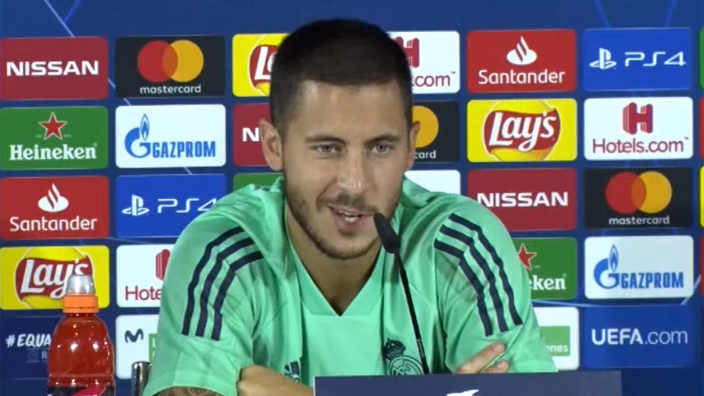 Zinedine Zidane: Eden Hazard Needs More Time