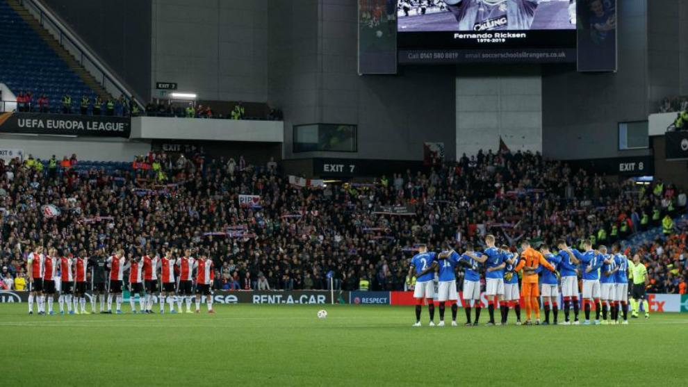 Partidos, horarios y donde ver en TV la jornada de Europa League