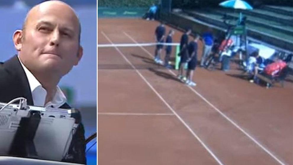 El escándalo por acoso que sacude al mundo del tenis