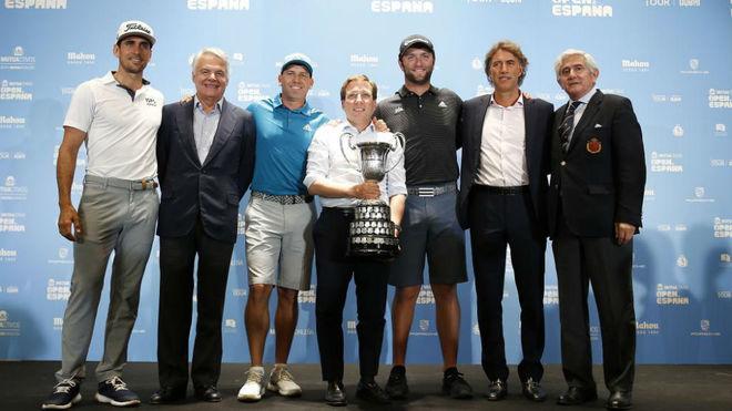 Paso de gigante de Rahm para hacerse con el Open de España