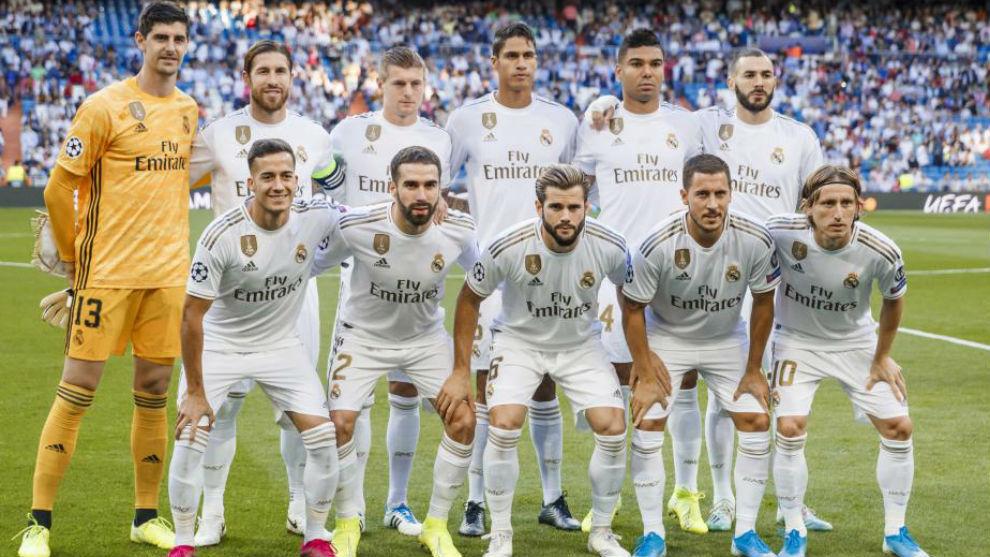 Real Madrid - Club Brujas: El uno a uno del Real Madrid: Cuesta ...