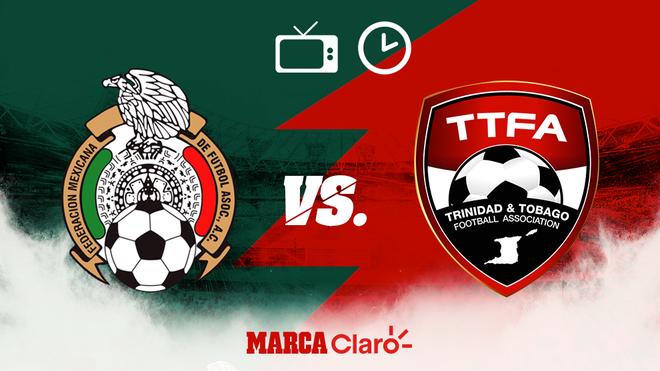 paquete de moda y atractivo venta de liquidación minorista online México vs Trinidad & Tobago: Horario y dónde ver en vivo hoy ...