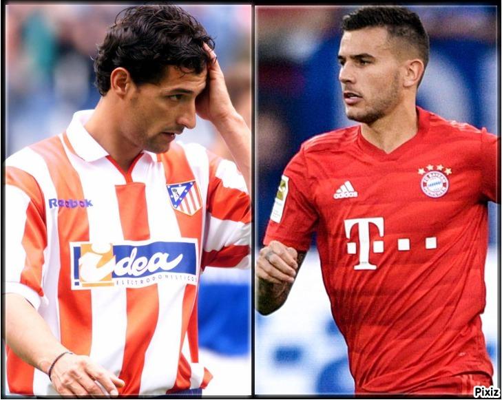 Jean-François Hernández (Atlético de Madrid) y Lucas Hernández...