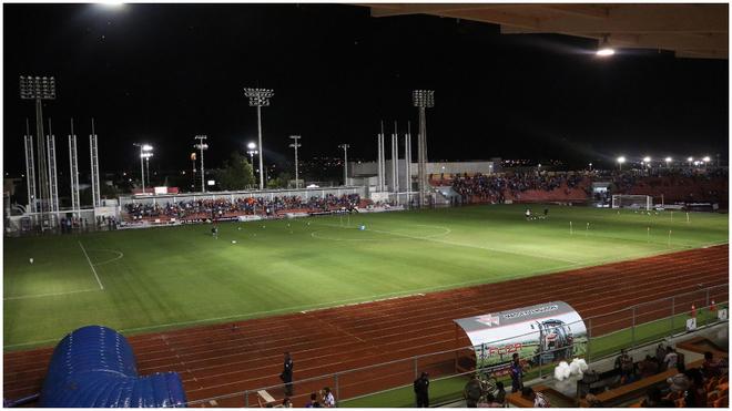 Estadio del Correcaminos