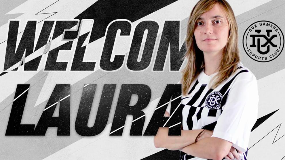 Laura 'LaurixGame' Moreno es la segunda jugadora profesional de FIFA...
