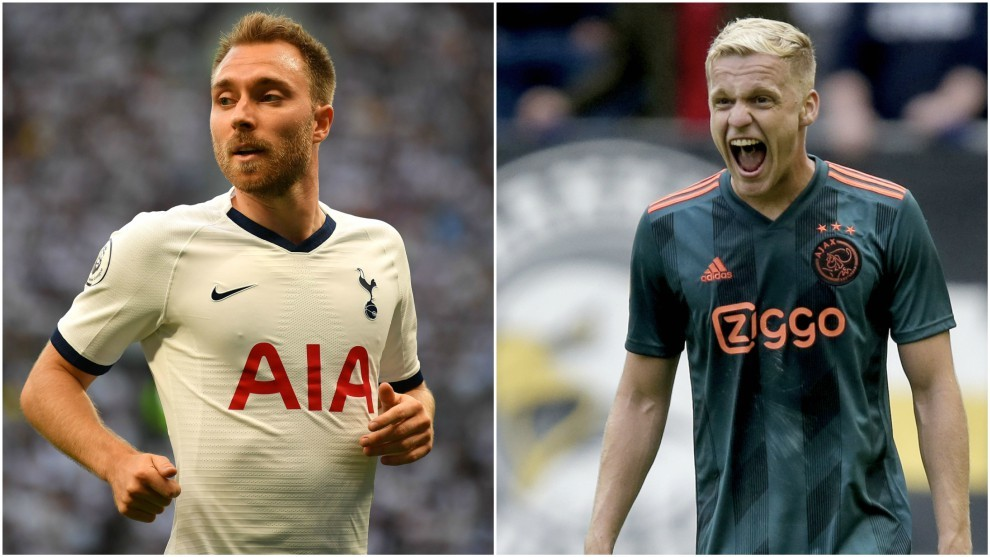 Christian Eriksen Slams Rumour Jan Vertonghen Slept With His Wife As