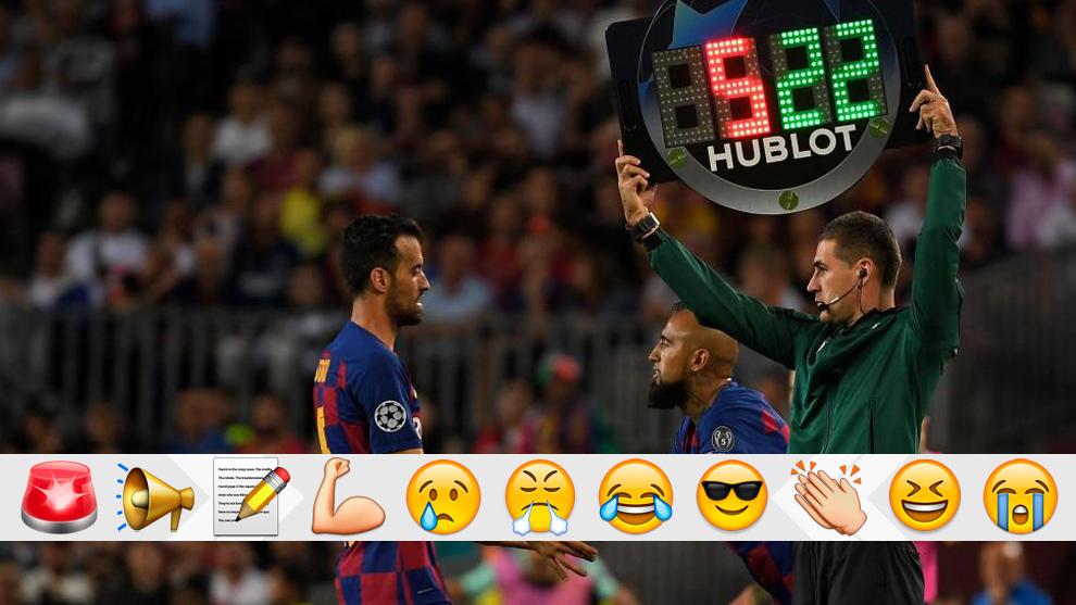 barcelona vs inter