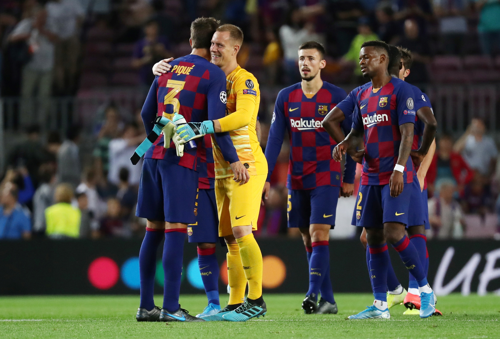 Champions League: Barcelona vs Inter de Milán: resumen ...
