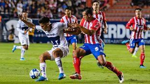 Atlético de San Luis vs Pumas, en vivo minuto a minuto
