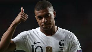 Mbappé (20).