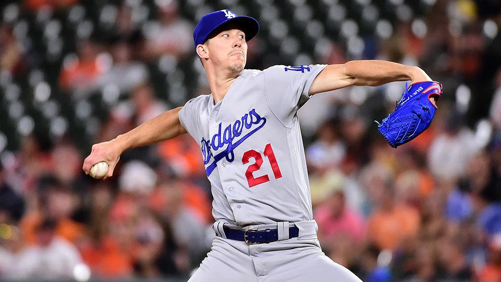 Arranca Dodgers con blanqueada a WSH