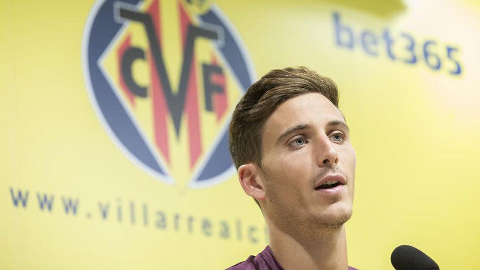 Pau Torres, en rueda de prensa sobre su renovación