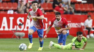 Encuentro Sporting - Almería