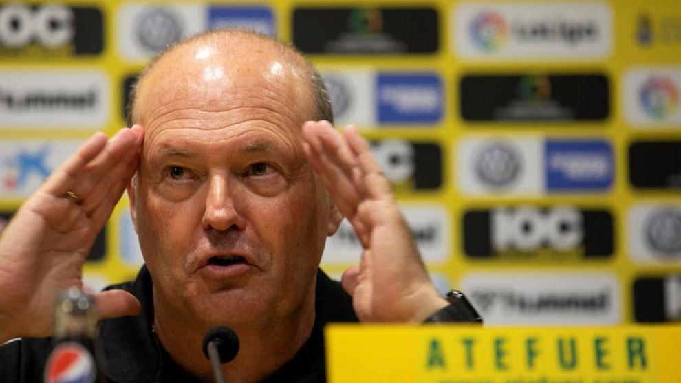 Pepe Mel, en rueda de prensa previa a partido frente a la...