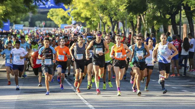 Sanitas MARCA Running Series Alicante 2018.