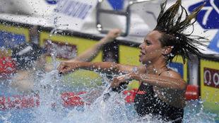 La italiana Federica Pellegrini capitanea el equipo Aqua Centurions