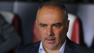 Memo Vázquez previo al partido ante Morelia.