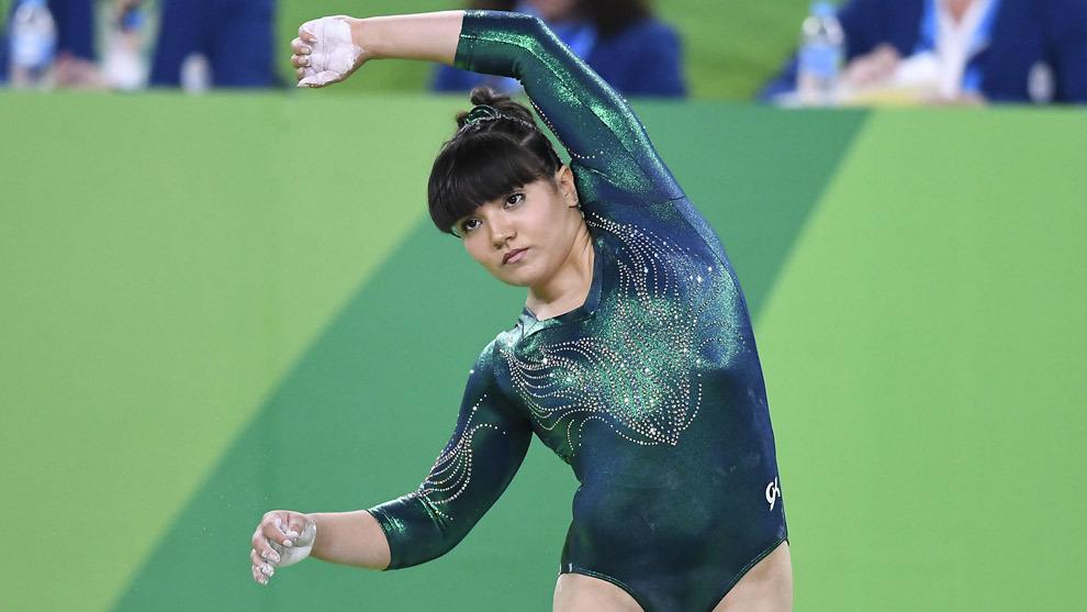 Alexa Moreno buscaría su plaza olímpica