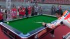 Marc Márquez emboca la bola 8 en una mesa de billar para cerrar el...