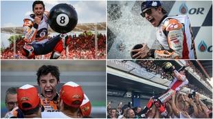 Fotografías de Repsol Honda, Agencias y MotoGP.com.
