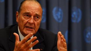 Muere el ex presidente francés Jacques Chirac a los 86 años