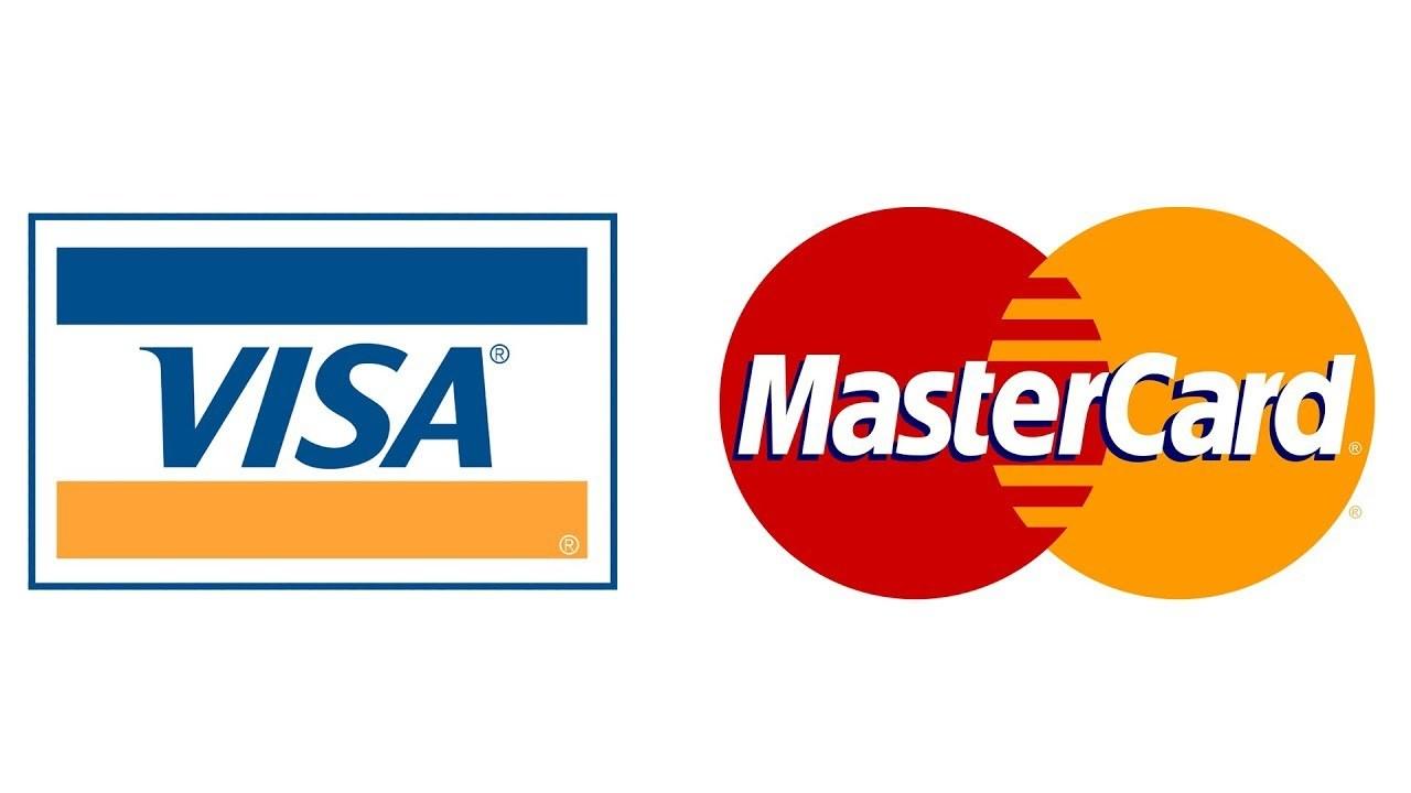 Logos para pagos de con tarjetas de credito