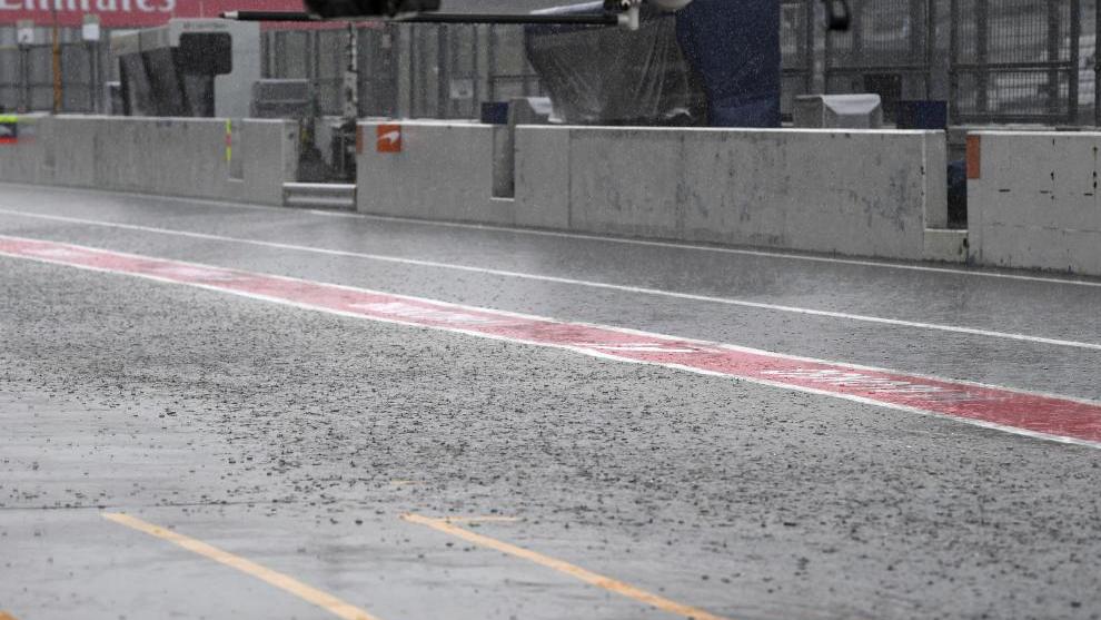 El GP de Japón, en peligro por el tifón Hagibis