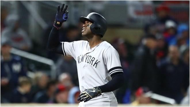 Los Yankees ganan la serie 3-0