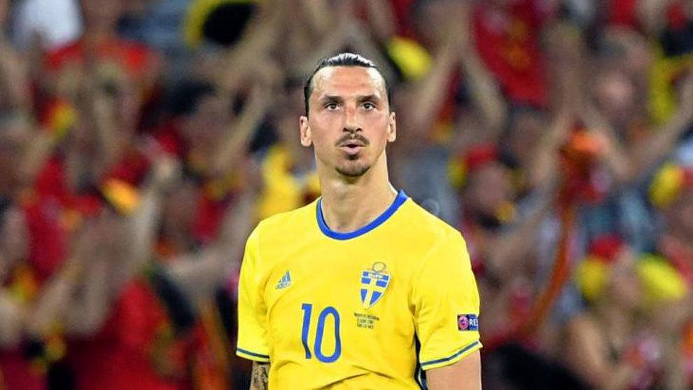 La acusación de Ibrahimovic para el entrenador de Suecia