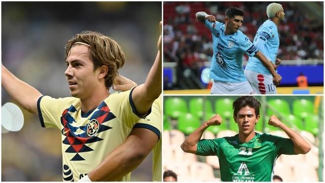Futbolistas que podrían dar el salto pronto al Viejo Continente.