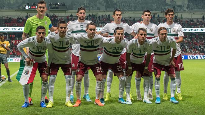 Selección Mexicana arribó a Bermudas para debutar en Liga de Naciones