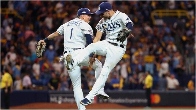 Tampa Bay vence a los Astros