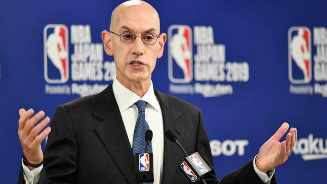 NBA pospone actividades de prensa de Lakers - Nets en Shangai