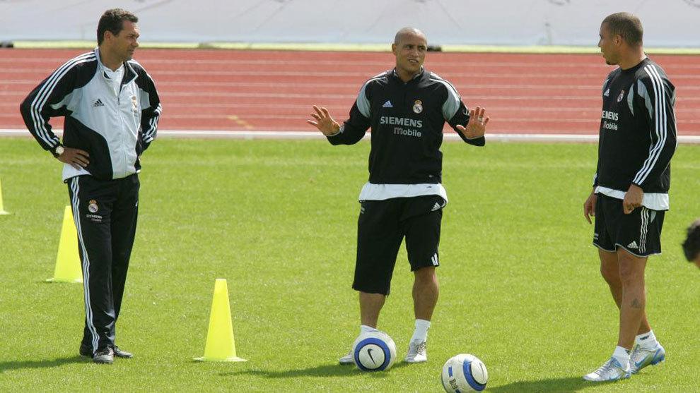 Roberto Carlos reveló los privilegios con Del Bosque en Real Madrid