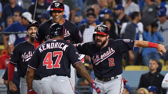 Los Dodgers no tuvieron reacción tras un Grand Slam.