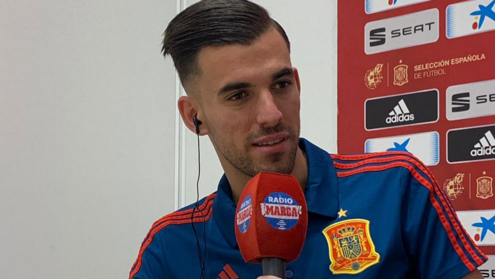 Dani Ceballos still hoping to keep Madrid 'dream' alive after Arsenal loan
