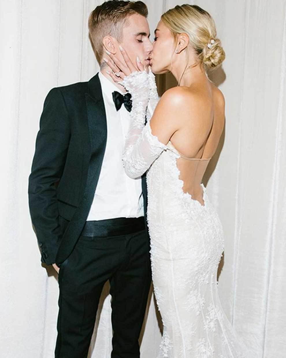 Boda del cantante Justin Bieber con la modelo Hailey Baldwin