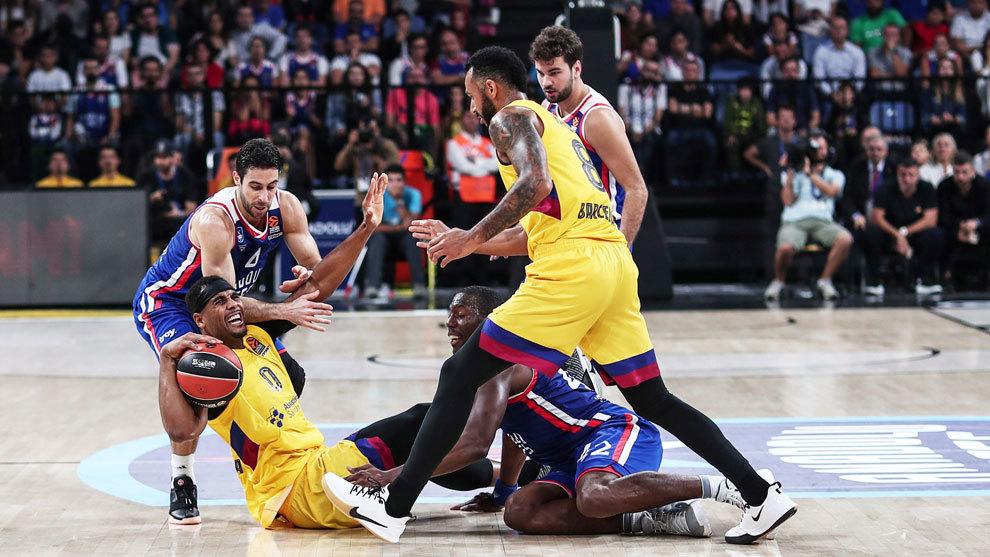 Euroliga Baloncesto 2019: Resultados, horarios y dónde ver por TV los  partidos de la jornada 2 de la Euroliga de Baloncesto   Marca.com