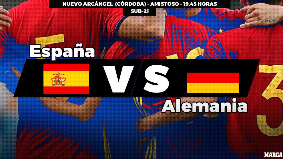 España - Alemania / 19.45 horas / Nuevo Arcángel (Córdoba) /...