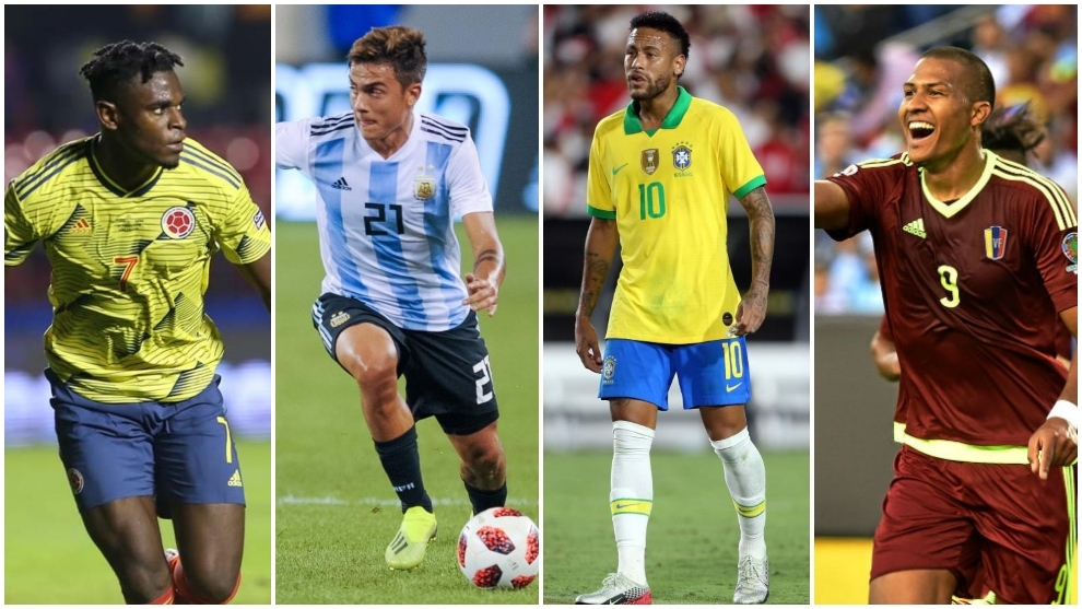 Fechas y horario de partidos internacionales amistosos de selecciones