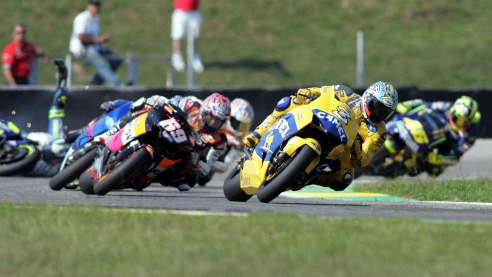 GP de Brasil de MotoGP de 2004.