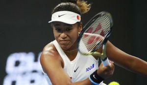 Naomi Osaka, en la final de Open de China.